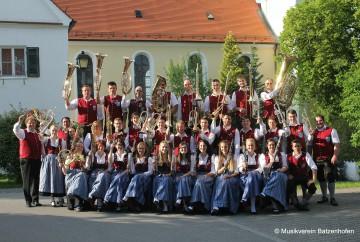 Musikverein Batzenhofen