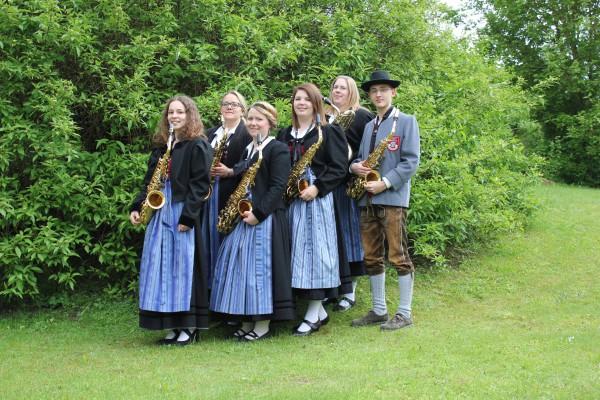 Musikverein Batzenhofen Saxophon