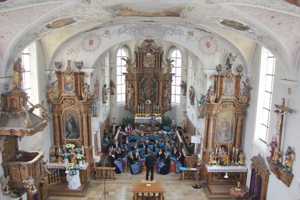 Musikverein Batzenhofen Kirchenkonzert 2016 (61)