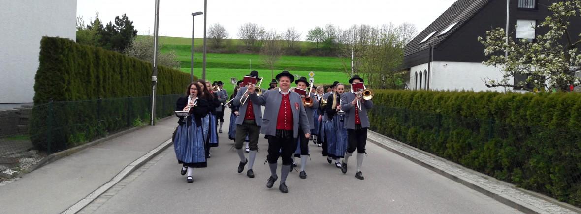 Weckruf Musikverein Batzenhofen (05)