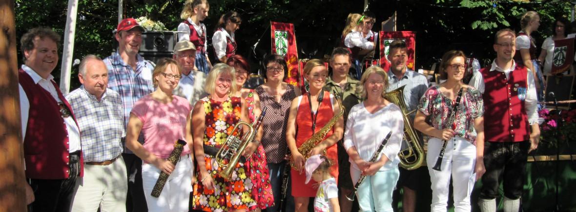 Ehemaligen-Orchester Musikverein Batzenhofen