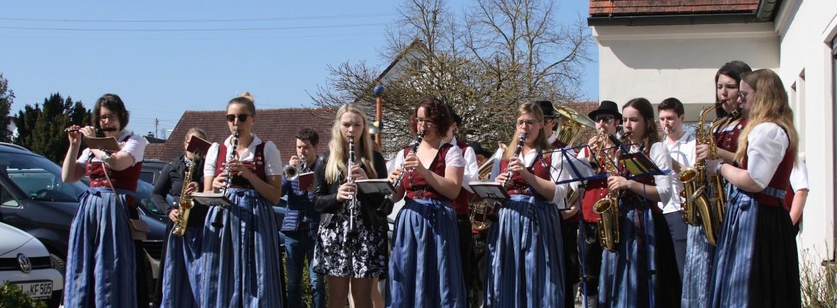 Musikverein_Batzenhofen_Kommunion
